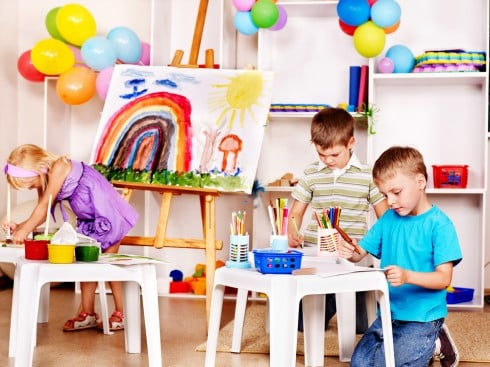 If You Want Your Kid To Go To Preschool, Sign Them Up Before They Are Even Born