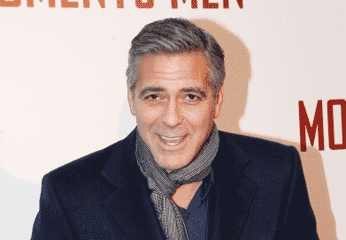 George Clooney - Monuments Men