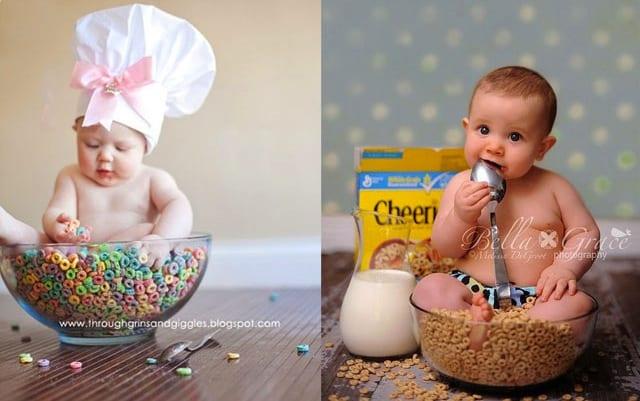 Pinterest Photography: The 10 Worst Baby Photo Ideas On Pinterest
