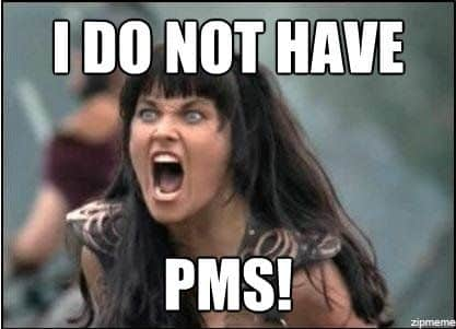 How To Deal With Pms Anger