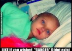Sorry, But Liking A Facebook Picture Won't Cure Cancer Or Get You Into Heaven
