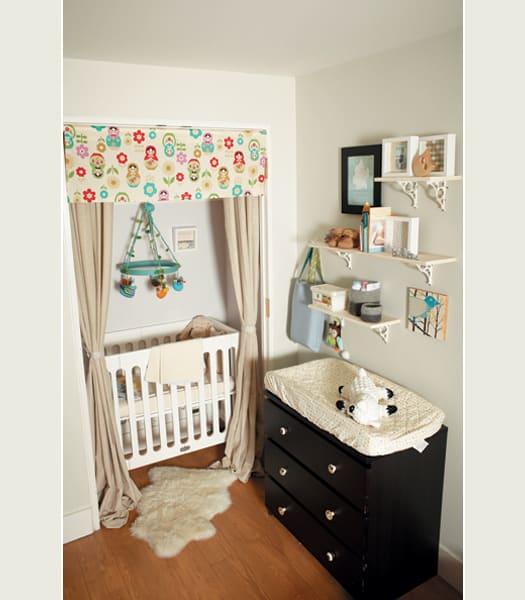 15 Nursery Hacks For Teeny-Tiny Spaces - Mommyish