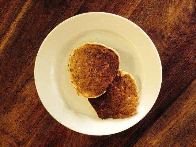 Zucchini pancakes recipe for baby