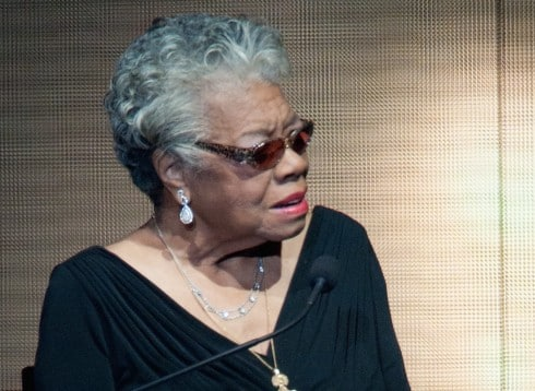 The Legendary Dr. Maya Angelou Has Died