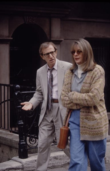 Diane And Woody