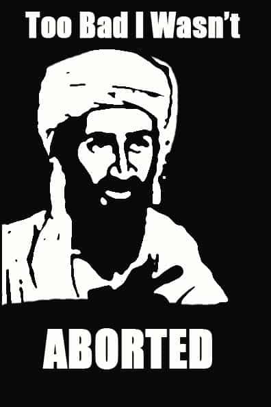 New Poster Of Osama Ben Laden On January 10Th, 2001, Pakistan.