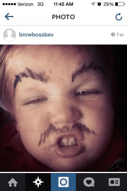 baby eyebrows 5