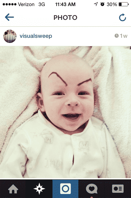 baby eyebrows 9