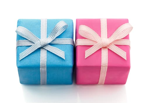Don't Register For Gifts For Your Gender Reveal Party