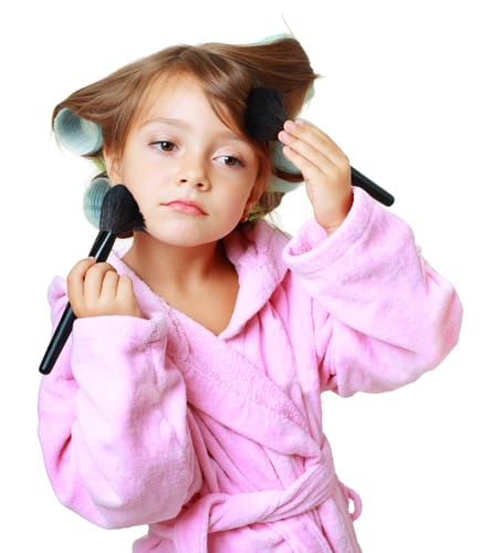 A camp for child models will never make your kid a star for A star is born kids salon