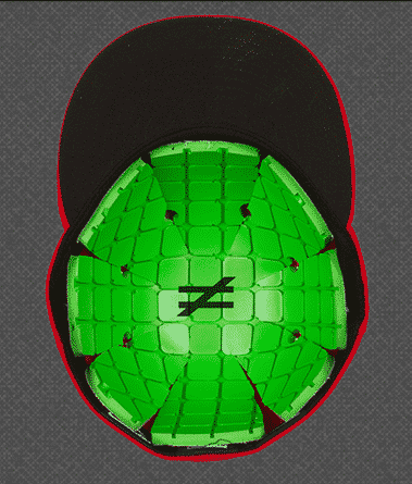 kevlar baseball hat