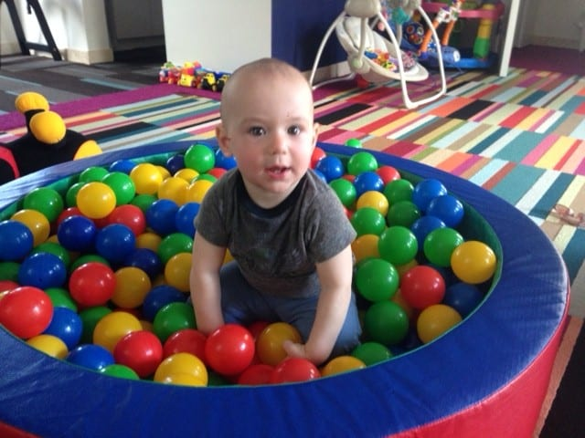 Max ball pit