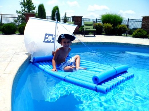 12 Diy Pool Noodle Crafts To Try This Summer
