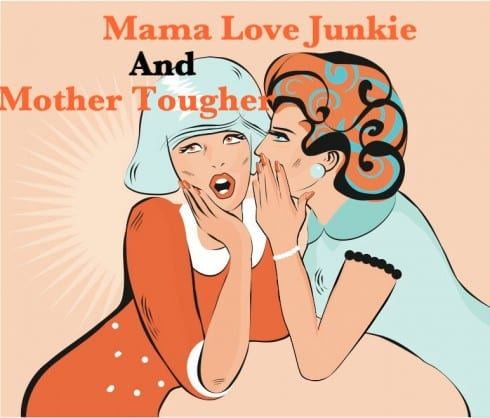 Mama Love Junkie and Mothertougher: Help! I'm Dreading Being In A Bathing Suit With My Kids