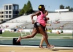 8-Months Pregnant Woman Runs 800 Meters At Nationals And Destroys The Delicate Flower Myth