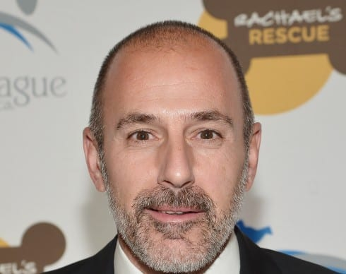 Can Matt Lauer Still Be A Good Dad And Host The Today Show?