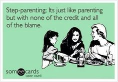 Being A Step Parent Is Hard