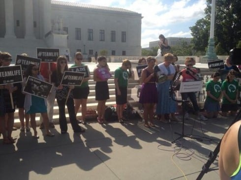 (UPDATED) Everyone Praying For Hobby Lobby To Be 'Victorious' Today Is Praying For A Mess Of Civil Rights Disasters
