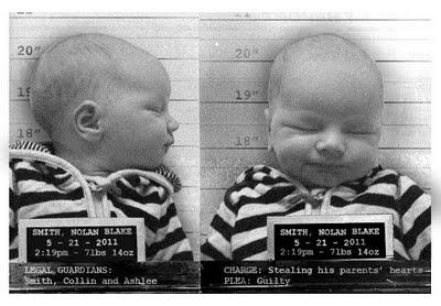 10 Legitimately Cool Birth Announcement Ideas – Birth Announcement Ideas