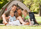 Camping With Toddlers Doesn't Have To Be Torture
