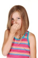 Children Wearing Deodorant