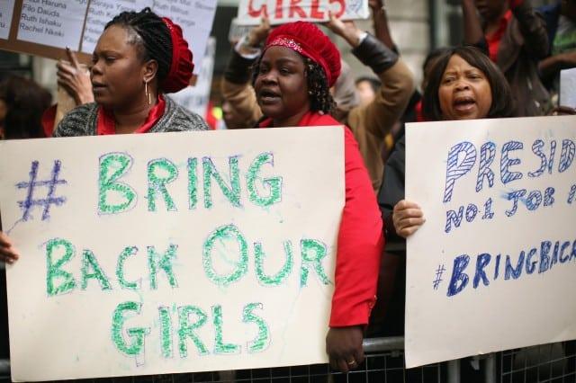 Women Escape Boko Haram