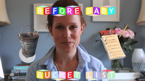 "Baby Fat: Help Me Tackle My ""Before Baby Bucket List"" One Bad Decision At A Time"
