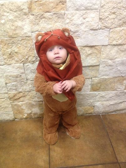 via E. Baxter  sc 1 st  Mommyish & You Wonu0027t Believe How Adorable These Kids In Cosplay Are