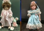 It's Never Ok To Leave Look-Alike Dolls On Kid's Porches