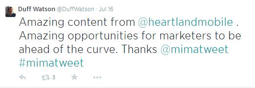 duff Watson other tweets