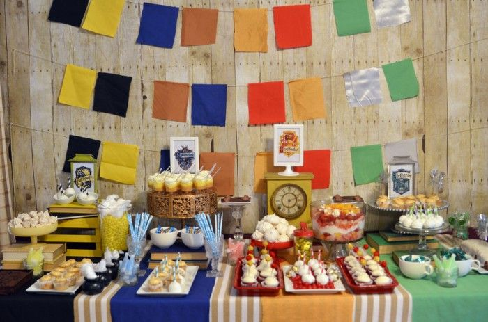 Harry Potter. Awesome Baby Shower Ideas
