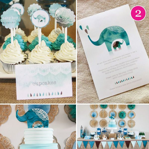 Moroccan. Awesome Baby Shower Ideas