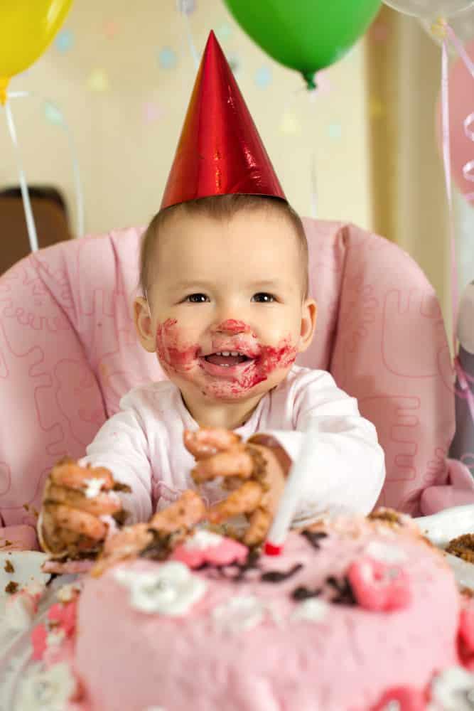 Alternative To Birthday Cake For Babies