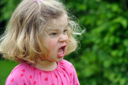 WARNING: The 'Terrible Twos' Get Worse When Your Kid Turns Three