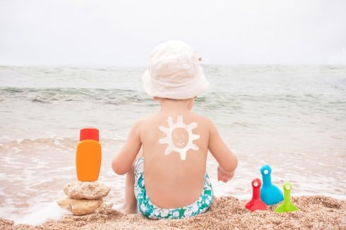 Slathering Sunscreen On Your Kids Is Doing More Harm Than Good