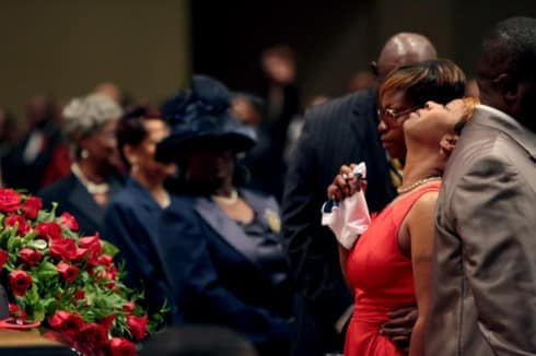 We Should All Be Angry That Another Mother Is Burying Her Son After He Was Killed By Police