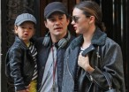 Miranda Kerr Thinks Orlando Bloom Is Such A Great Dad, Which Is Why She Has A Nanny Follow Him Around