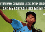 Mo'Ne Davis Throws Like A Girl Who Strikes Out All The Boys