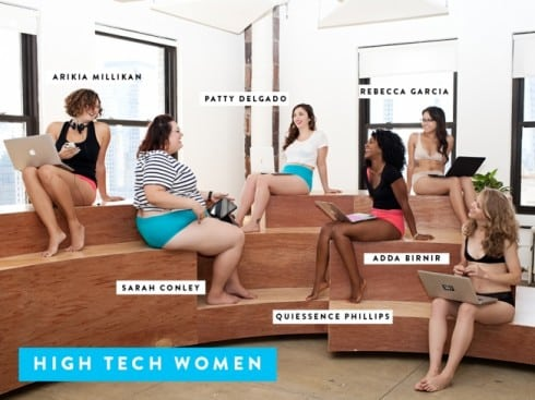 No, Getting Female CEOs To Pose In Their Underwear Is Not A Step Forward For Feminism