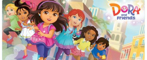Goodbye Dora The Explorer, Hello Dora The Texter