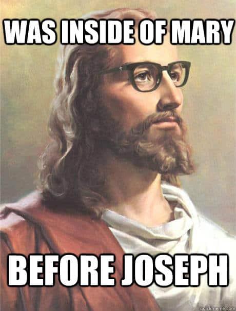 jesus1 jesus freak 12 viral jesus memes because god can take a joke