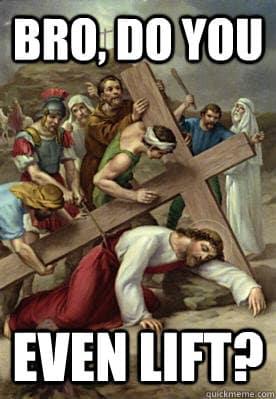 jesus4 jesus freak 12 viral jesus memes because god can take a joke,Easter Memes Jesus