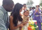 North West Refuses Kim Kardashian�s Help With Her Hair, Gets One Step Closer To Raising Herself