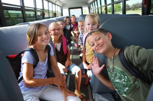 My Kids Don't Ride The School Bus And They Are Better Off For It