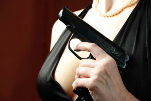8 Ways Boobs Are Just Like Guns