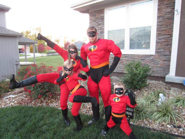 best family halloween costumes of all time