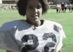 Awesome 13-Year-Old Girl Joins Football Team As Linebacker And Her Tackles Bring Opponents To Tears