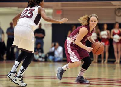 I'm Learning To Play Basketball As An Adult To Inspire My Daughters