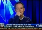Fox News Cares About Respecting The Troops, But Only If They're Male