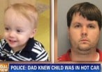 Monster Father From Hot Car Death Indicted On 8 Counts - Including Malice Murder And Felony Murder